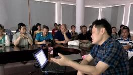 珠海市摄影家协会第四次会员活动日掠影