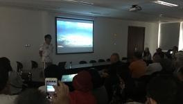 自由摄影师索以作专题讲座——《秘境-西藏》