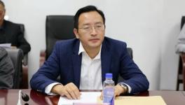 珠海市文联召开社会组织党委成立大会