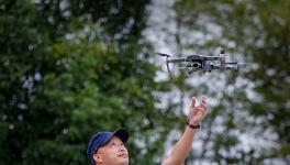 【讲座通知】吴奕生:《让镜头插上翅膀-无人机航拍时代到来》