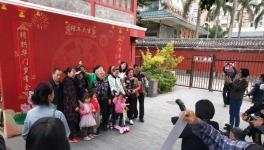 """珠海市摄影家协会""""幸福微笑""""新春免费拍照活动"""