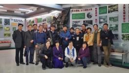 珠海摄协党支部参观珠海警备区军史馆