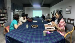 珠海市摄影家协会主题摄影项目《珠海拱北口岸》研讨会举行