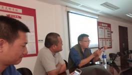 珠海市摄影家协会主题摄影项目《珠海拱北口岸》举行第二次研讨会