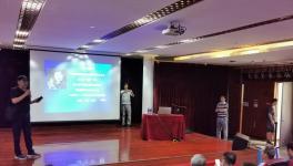 备战国展专题辅导课:石广智老师在珠海举行摄影讲座