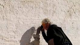 罗克个人摄影作品展《离天最近的地方》珠海画院展出