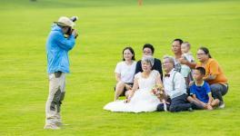 拍摄金婚,拍摄幸福