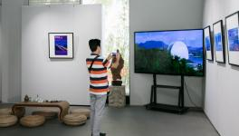 第27届全国摄影艺术展览珠海作品展开幕式