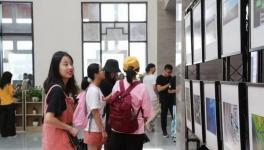 珠海城职院、珠海市文学艺术联合会、珠海市摄影家协会联合举办摄影展