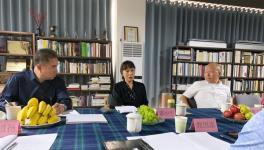 庆祝澳门回归祖国20周年摄影展协调会在珠海召开