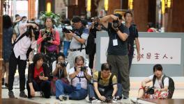 2019北京摄影函授学院广东校区珠海班第二次面授活动在江门新会举行