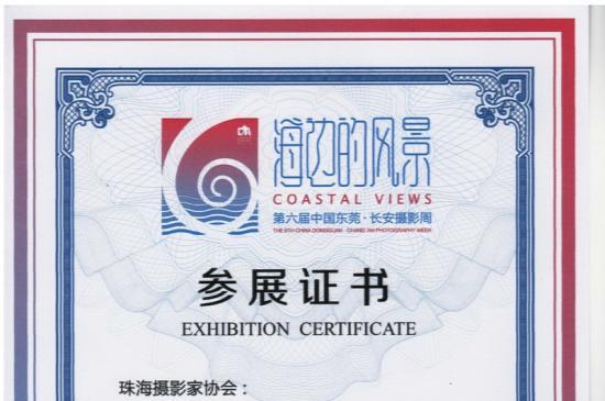 珠海摄协会员作品参加《风景里的大湾区十城》展