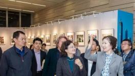 粤澳追梦 家国情怀——庆祝澳门回归祖国20周年摄影展在广州开展