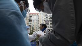 抗击疫情摄影实录——李建束