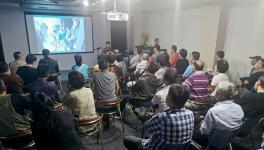 珠海市摄影家协会特邀谢琳副教授作摄影讲座