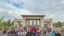 2020年10月24日,第31期北京摄影函授学院广东校区珠海班进行了第三次面授和采风活动